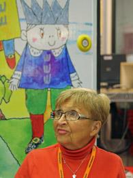 Sandberg, Inger