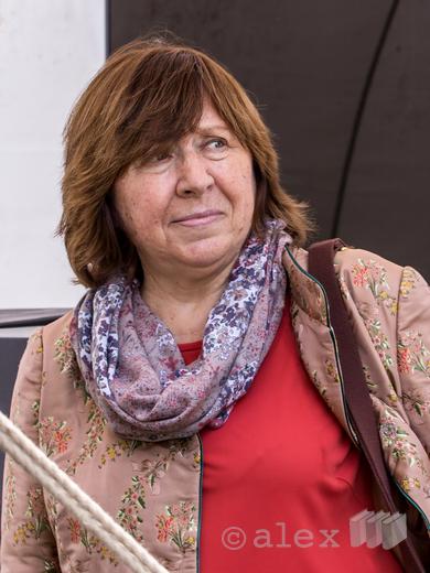 Aleksijevitj, Svetlana