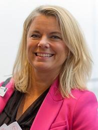 Poträttbild av Carin Hjulström