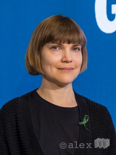 Bergmark Elfgren, Sara